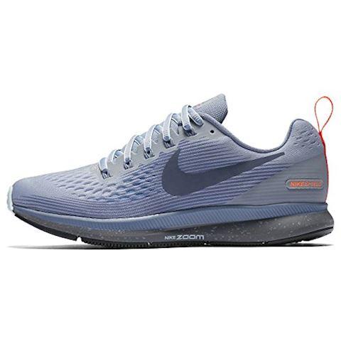 Nike Air Zoom Pegasus 34 Shield Women's Running Shoe - Grey Image 5