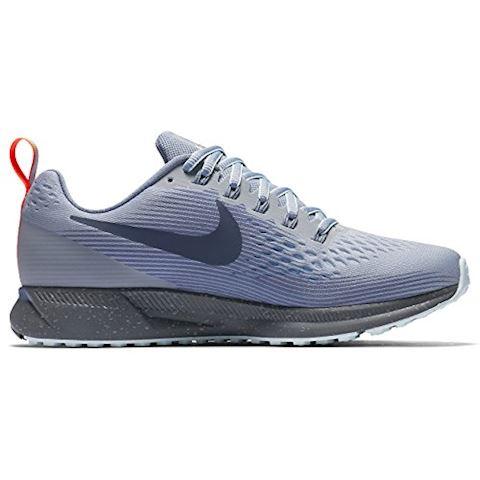 Nike Air Zoom Pegasus 34 Shield Women's Running Shoe - Grey Image 6
