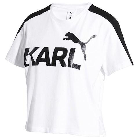 692ef99fe Puma x Karl Lagerfeld Tee White | 577575_02 | FOOTY.COM