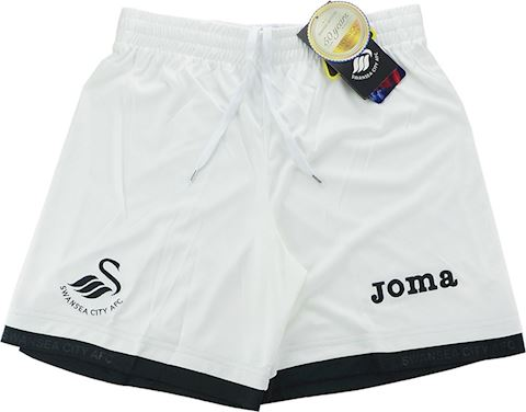 Joma Swansea City Kids Home Shorts 2017/18 Image