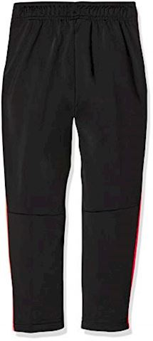 adidas Training Trousers Stripes 3S - Black/Solar Red Kids Image 2