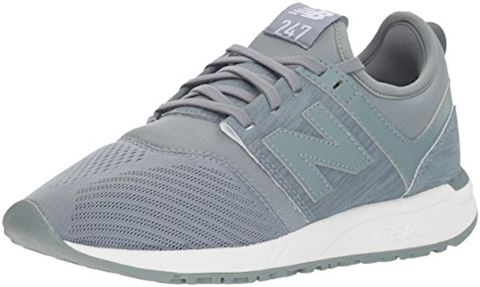 New Balance  WRL247  women's Shoes (Trainers) in Blue Image