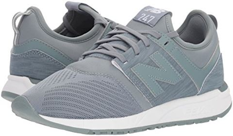New Balance  WRL247  women's Shoes (Trainers) in Blue Image 5