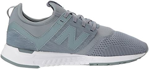New Balance  WRL247  women's Shoes (Trainers) in Blue Image 6