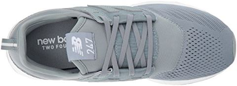 New Balance  WRL247  women's Shoes (Trainers) in Blue Image 7