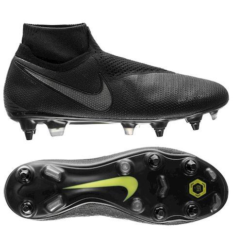 promo code b0a5b 0760c Nike Phantom Vision Elite Dynamic Fit Anti-Clog SG-PRO Football Boot - Black