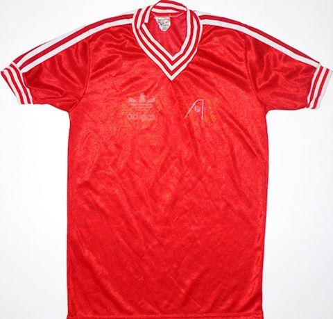 adidas Aberdeen Mens SS Home Shirt 1979/80 Image