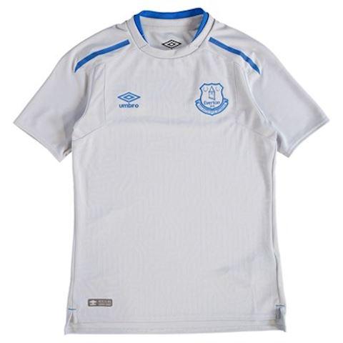 Umbro Everton Kids SS Away Shirt 2017/18 Image