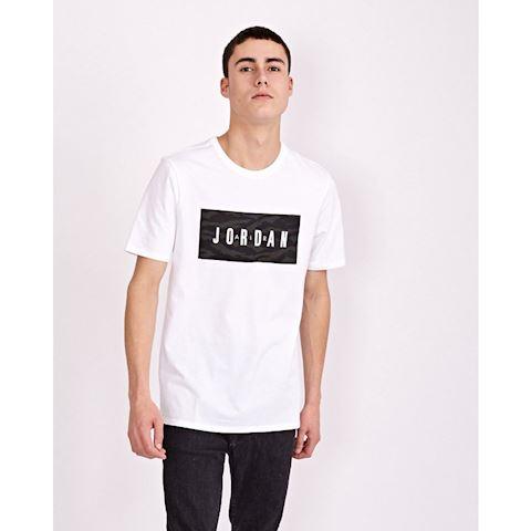 Nike Jordan Sportswear Tech WNT Men's Graphic T-Shirt - White Image