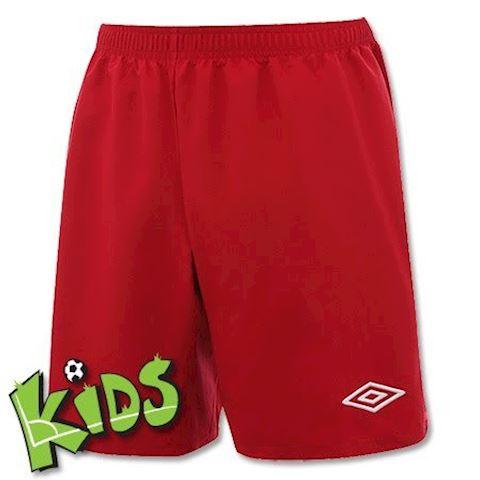 Umbro England Kids Goalkeeper Home Shorts 2012 Image