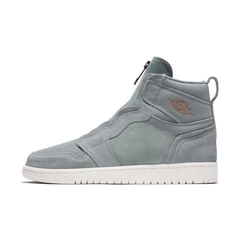 Nike Air Jordan 1 High Zip Women's Shoe - Olive Image