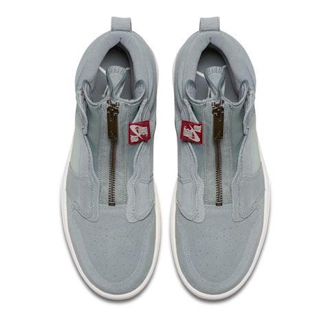 Nike Air Jordan 1 High Zip Women's Shoe - Olive Image 4
