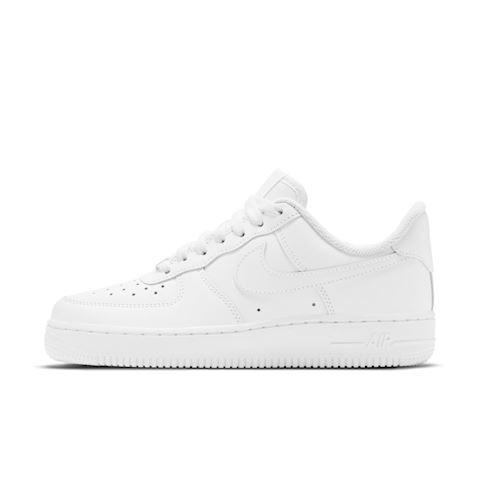 Nike Air Force 1' 07 Women's Shoe - White Image