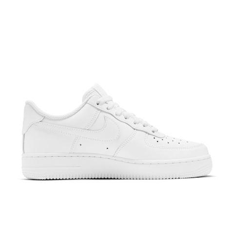 Nike Air Force 1' 07 Women's Shoe - White Image 3