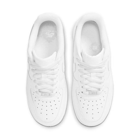 Nike Air Force 1' 07 Women's Shoe - White Image 4