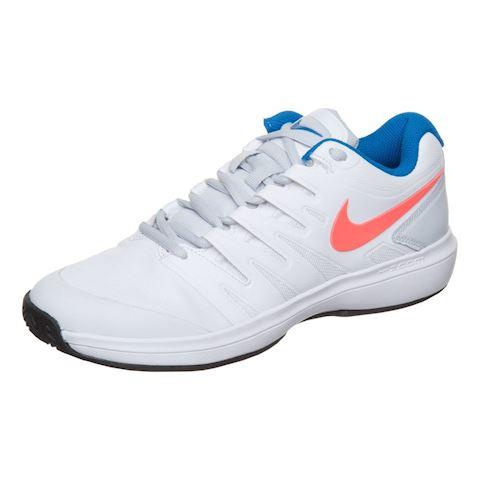 Nike Air Zoom Prestige Clay Women's Tennis Shoe - White Image