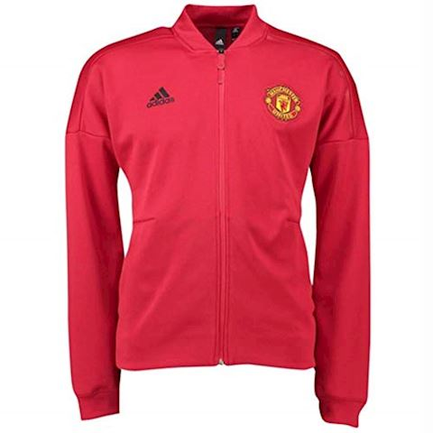 Manchester United adidas Z.N.E. Jacket Image