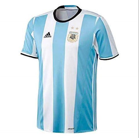 adidas Argentina Mens SS Home Shirt 2016 Image