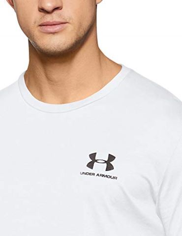 Under Armour Men's UA Sportstyle Left Chest Logo T-Shirt Image 4