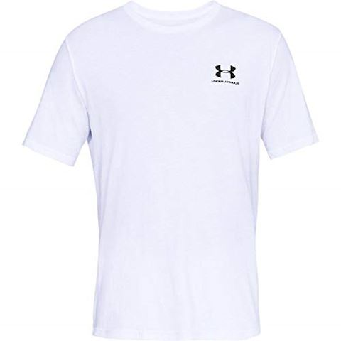 Under Armour Men's UA Sportstyle Left Chest Logo T-Shirt Image 5