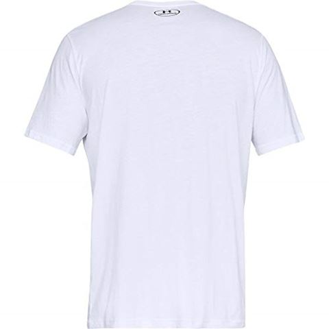 Under Armour Men's UA Sportstyle Left Chest Logo T-Shirt Image 6
