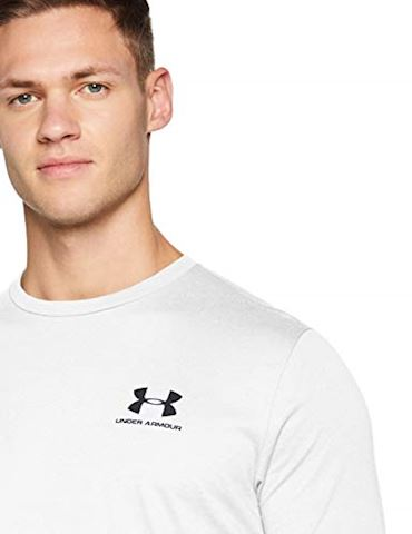 Under Armour Men's UA Sportstyle Left Chest Logo T-Shirt Image 8