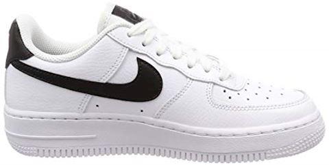Women's Nike Air Force 1 '07 hite & Black Image 6