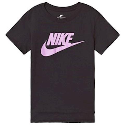 Nike Sportswear Older Kids'(Girls') T-Shirt - Black Image