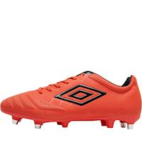 445d2ef9e9ca Umbro Mens UX Accuro Pro SG Football Boots Grenadine Black