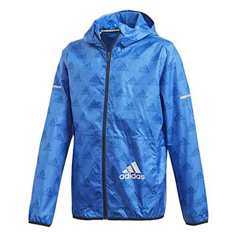 adidas Must Haves Plain Windbreaker Image 2