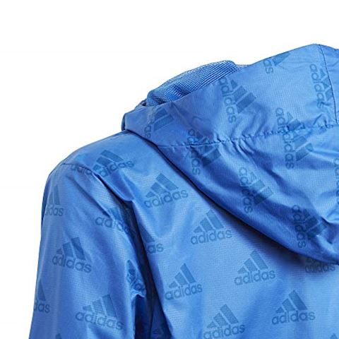 adidas Must Haves Plain Windbreaker Image 3