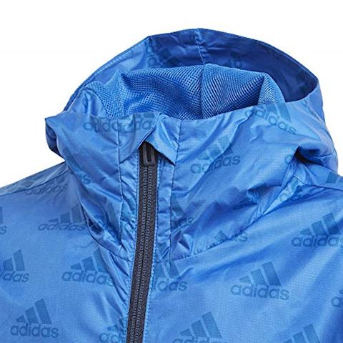 adidas Must Haves Plain Windbreaker Image 4