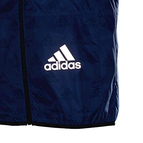 adidas Must Haves Plain Windbreaker Image 5