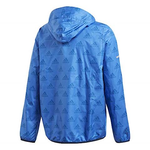 adidas Must Haves Plain Windbreaker Image 6