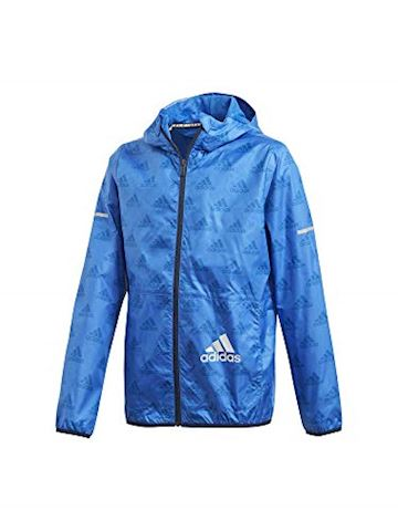 adidas Must Haves Plain Windbreaker Image 7