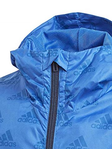 adidas Must Haves Plain Windbreaker Image 9
