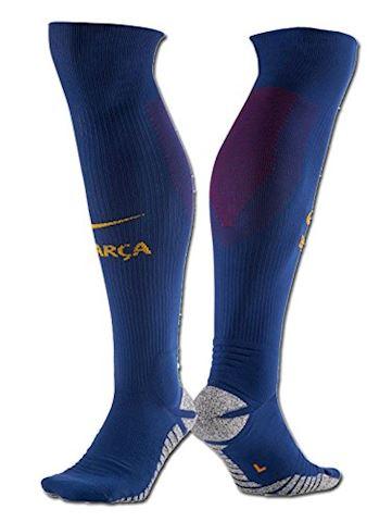 Nike Barcelona Mens Player Issue Home Socks 2017/18 Image
