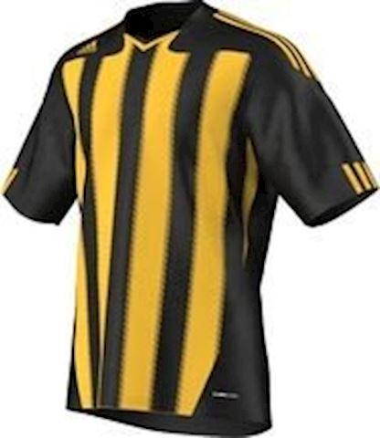 adidas Stricon SS Football Shirt Black Sunshine Image 2