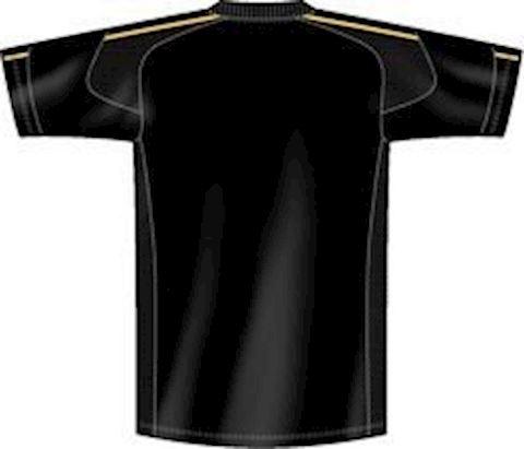 adidas Stricon SS Football Shirt Black Sunshine Image 6