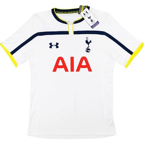 Under Armour Tottenham Hotspur Mens SS Player Issue Home Shirt 2014/15 Image