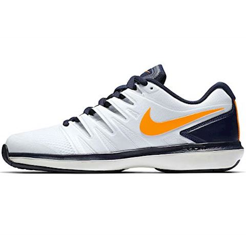 NikeCourt Air Zoom Prestige Men's Hard Court Tennis Shoe - White Image