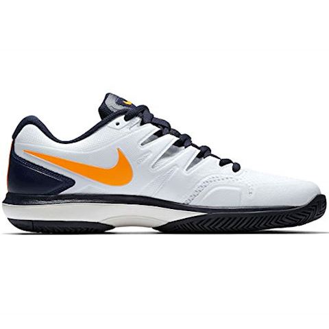 NikeCourt Air Zoom Prestige Men's Hard Court Tennis Shoe - White Image 3