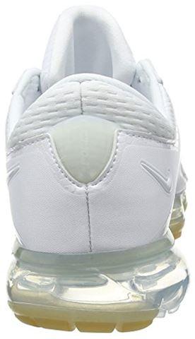 Nike Air VaporMax Older Kids'Running Shoe - White Image 2