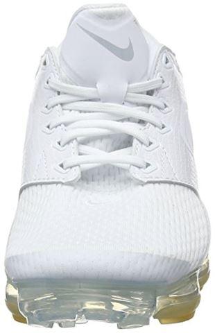 Nike Air VaporMax Older Kids'Running Shoe - White Image 4