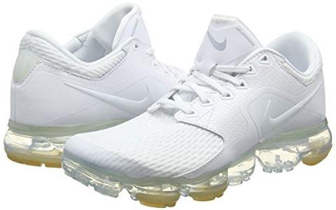 Nike Air VaporMax Older Kids'Running Shoe - White Image 5