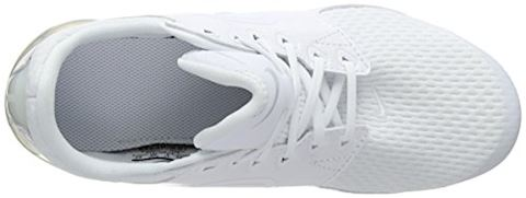 Nike Air VaporMax Older Kids'Running Shoe - White Image 7