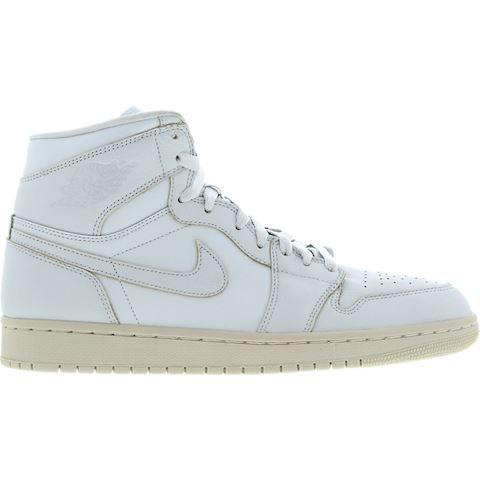Nike Air Jordan 1 Retro High Premium Men's Shoe - Silver Image