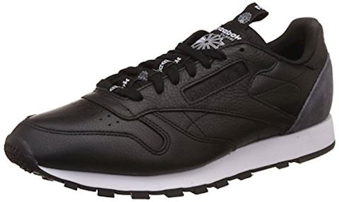 Reebok Classic Leather, Black Image