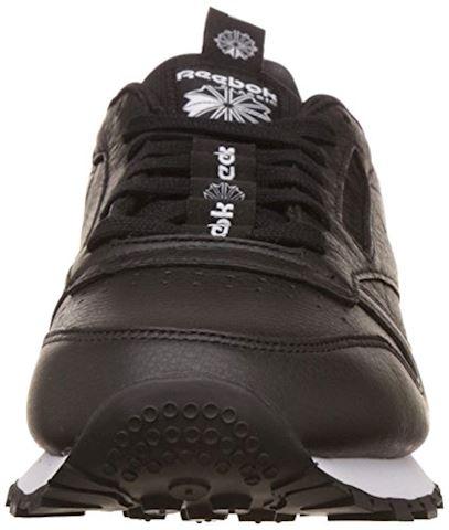 Reebok Classic Leather, Black Image 4