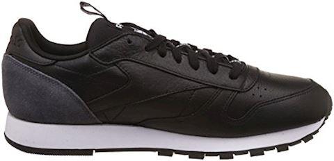 Reebok Classic Leather, Black Image 6